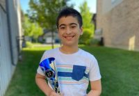Westminster Woods PS student selected as Patroller of the Year