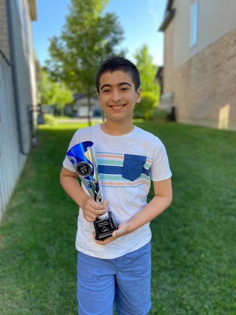 Westminster Woods PS student selected as Patroller of the Year 4