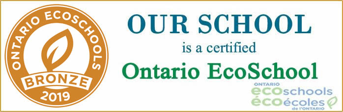 Our school won Bronze certificate for EcoSchool Program