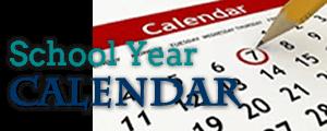 School Year Calendars